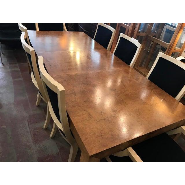 Milo Baughman Parson Dining Table - Image 7 of 9