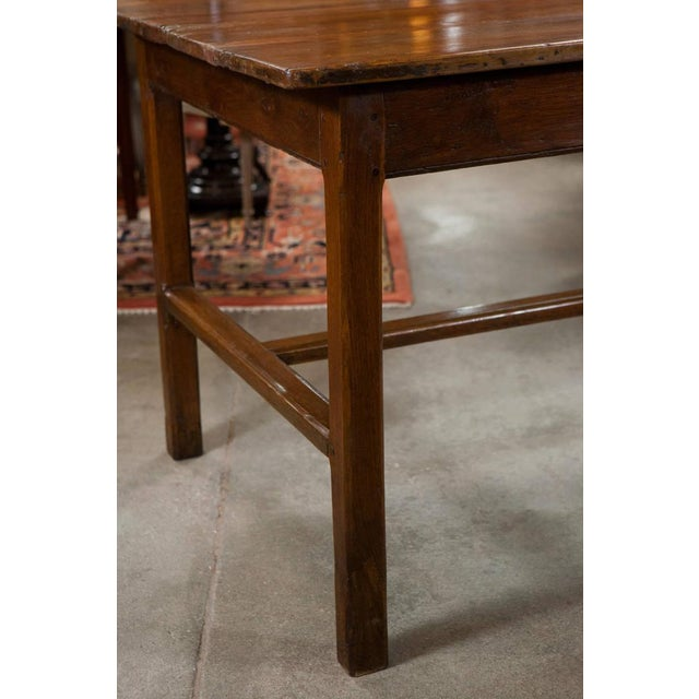 French Fruitwood Farm Table - Image 4 of 6