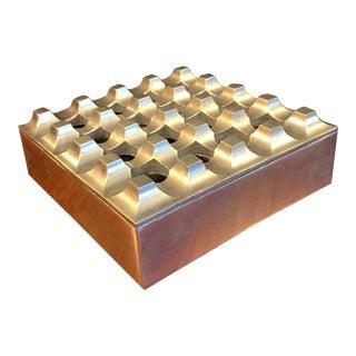 Brutalist Trinket Box