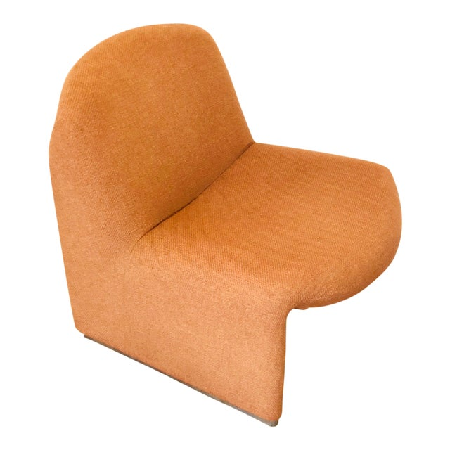 Alky Chair by Giancarlo Piretti for Castelli, Italy, 1970s For Sale