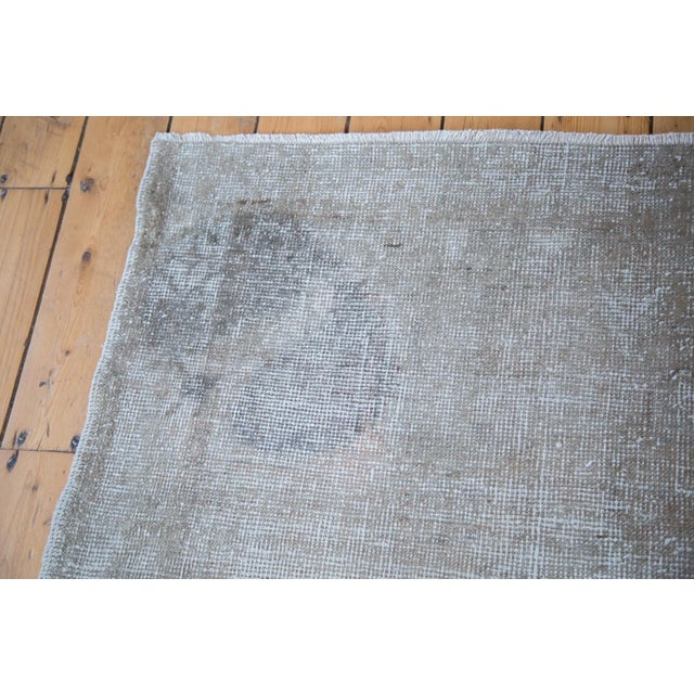 "Distressed Oushak Rug - 4'8"" X 7' - Image 6 of 10"