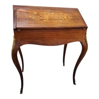 Antique Bonheur Du Jour/Bureau/Ladies Secretary Desk For Sale