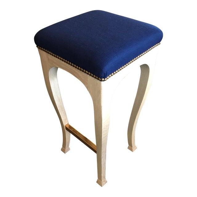 "Truex American Furniture ""Golden Gate"" Bar Stool - Image 1 of 6"