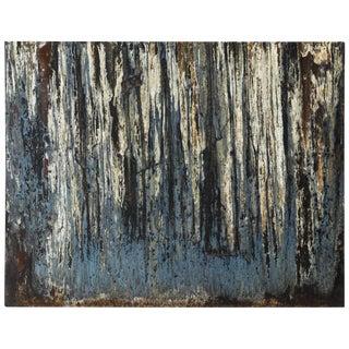 Industrial Steel Art Panel For Sale