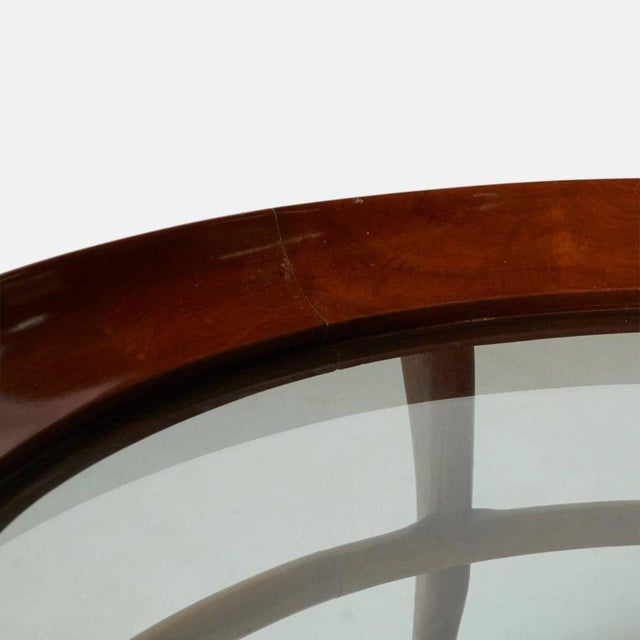 Mid-Century Modern Giuseppe Scapinelli Maracana Coffee Table For Sale - Image 3 of 6