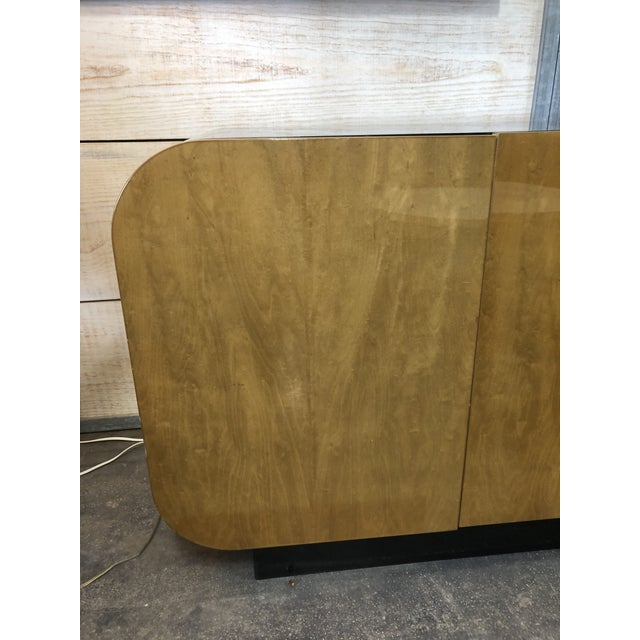 Modern Wood Credenza by Casa Bique For Sale - Image 6 of 9