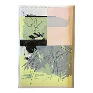 """Contemporary Print, """"Negotiation #15"""" by Nicole Schneider For Sale"""