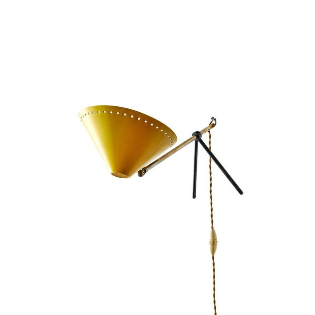 """Modern """"Pinocchio"""" Desk or Wall Lamp by H.Th.J.A. Busquet For Sale - Image 3 of 6"""