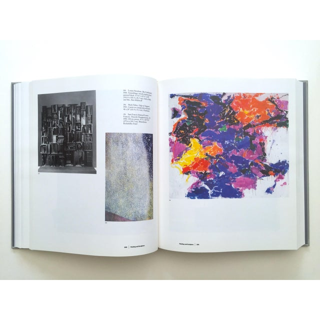 """ Museum of Modern Art New York "" Vintage 1997 Extra Large Landmark Volume Hardcover Modern Art Book For Sale In Kansas City - Image 6 of 13"