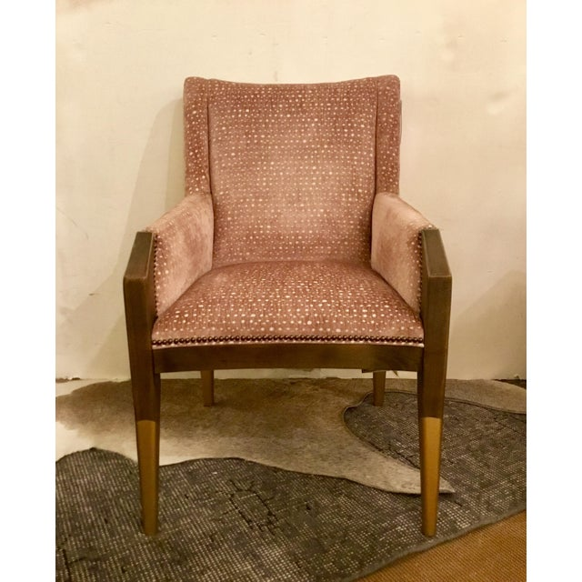 Hickory Chair Co Tate Arm Chair For Sale - Image 9 of 9