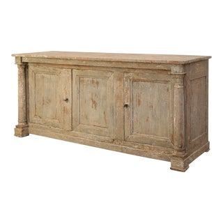 Painted Neoclassical French Enfilade For Sale