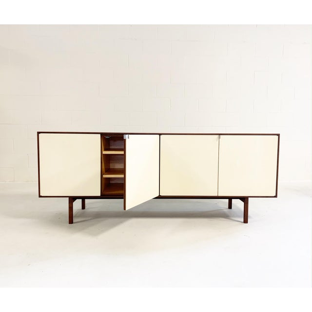 Florence Knoll Model 541 Cabinet For Sale - Image 9 of 10