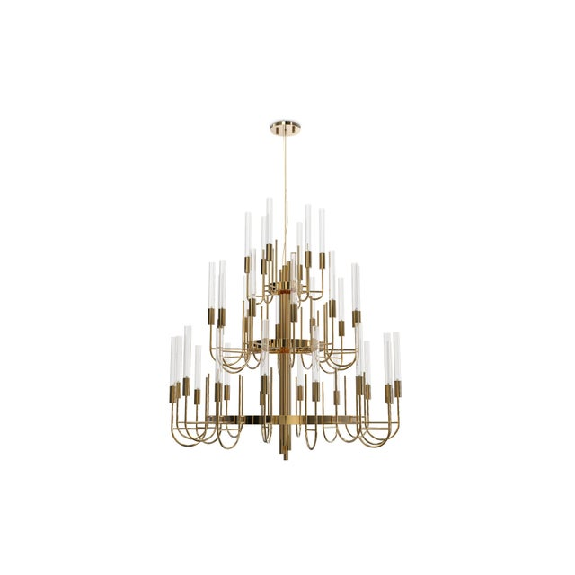 Mid-Century Modern Gala Suspension From Covet Paris For Sale - Image 3 of 3