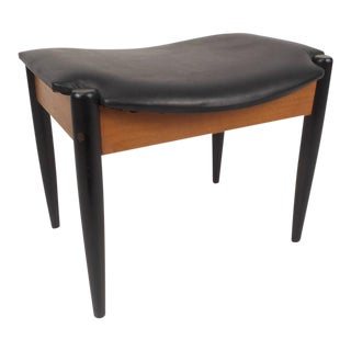 Mid-Century Modern Ottoman by John Stuart For Sale