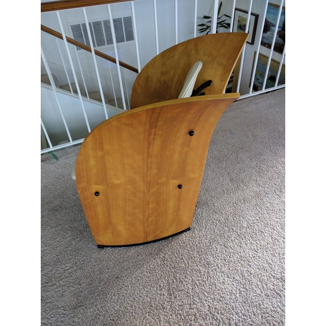 Mid-Century Modern Scandinavian Modern Scandinavian Chair For Sale - Image 3 of 5
