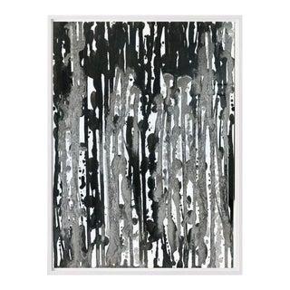 """""""Rain #1"""" Unframed Print For Sale"""