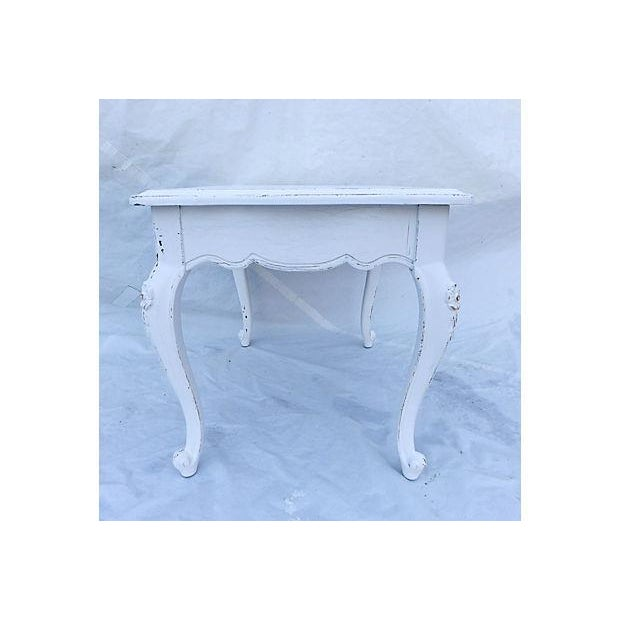 French Cottage Style Side Table - Image 7 of 8