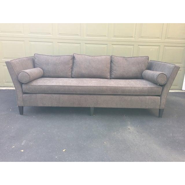 Parzinger Style Flare Arm Shelter Sofa - Image 2 of 11