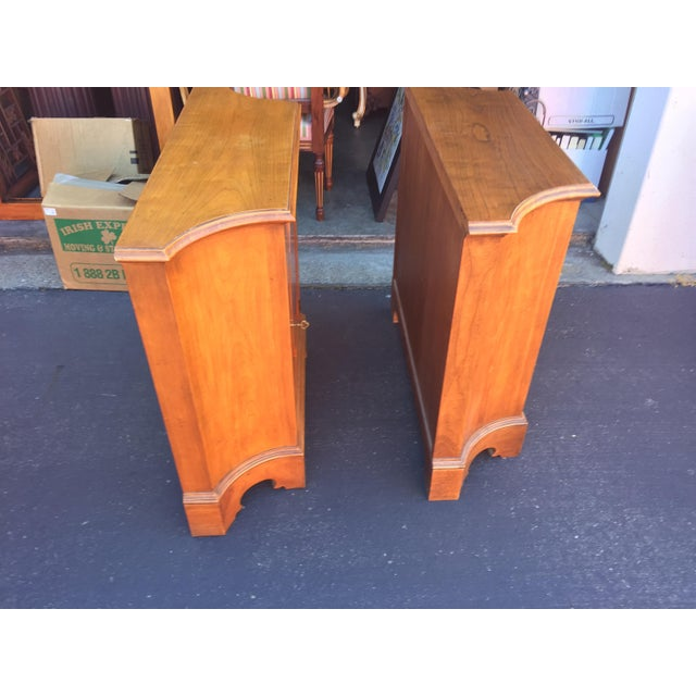 1960s Baker Furniture Chests a Pair For Sale - Image 5 of 11