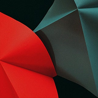 Night Kites - Archival Pigment Print of Fine Art Matter Paper by Reed Hearne For Sale