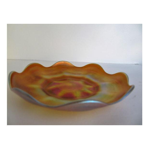 Tiffany Favrile Dish - Image 4 of 4