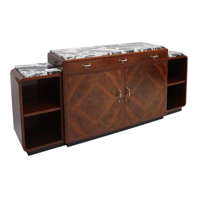 Art Deco Credenza Van Beerleire For Sale