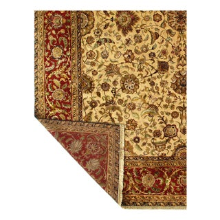"""Pasargad Indo Agra Red Wool Rug - 12′ × 15′3"""" Preview"""