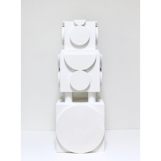 Column No. 2 by Angela Chrusciaki Blehm For Sale In Atlanta - Image 6 of 6