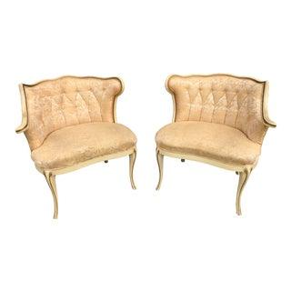 Tete a Tete Chairs - a Pair