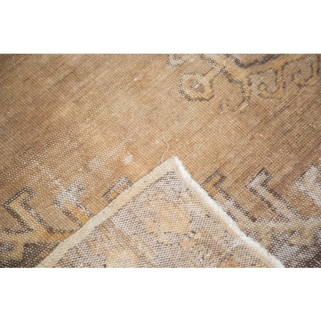 "Distressed Oushak Carpet - 7'10"" X 11' - Image 5 of 9"
