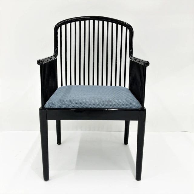 "Set of 14 Vintage Davis Allen ""Andover"" Chairs for Stendig For Sale In Dallas - Image 6 of 11"