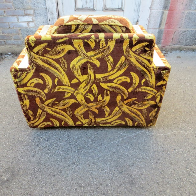 Andy Warhol Inspired Banana Lounge Chair For Sale - Image 7 of 7
