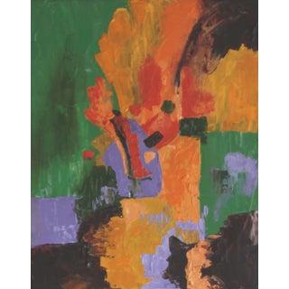 """Cleopatra's Garden"" Painting-Celeste Plowden For Sale"