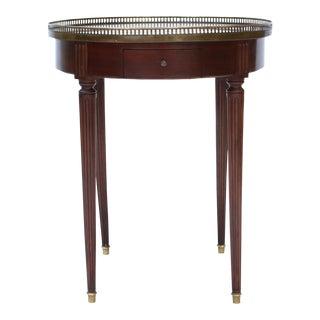 Augras Louis XVI Style Bouillotte Table For Sale