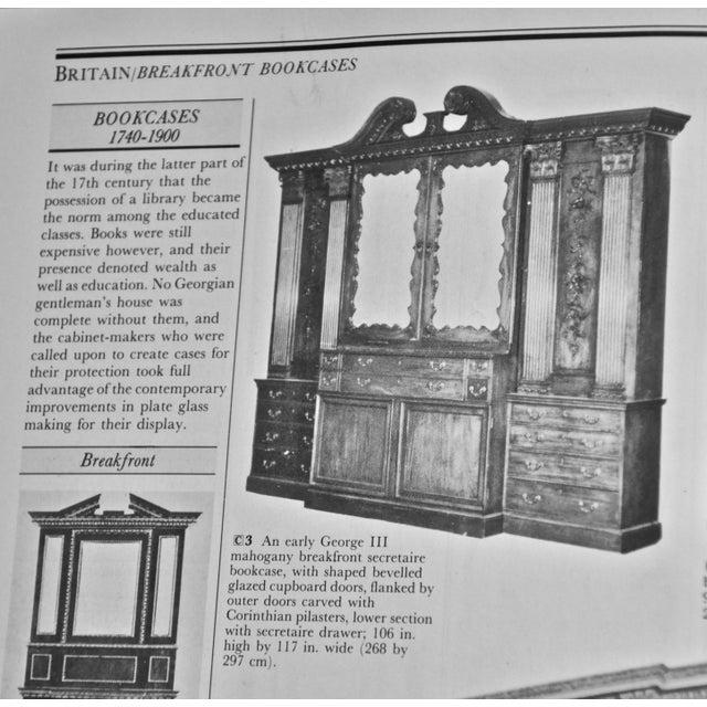 Period Irish Georgian Mahogany Breakfront 18th Century For Sale - Image 12 of 13