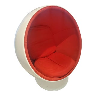 1970s Vintage Eero Aarnio Ball Chair For Sale