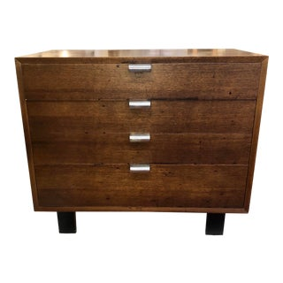 Mid Century Four Door Chest - George Nelson for Herman Miller For Sale