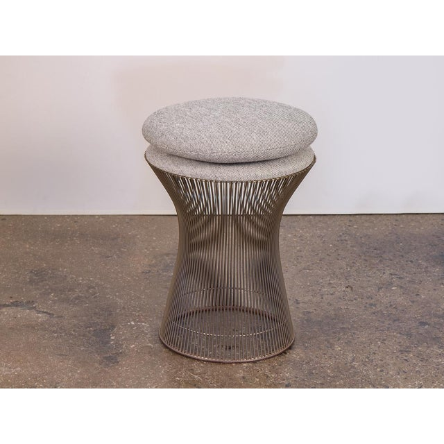 Warren Platner Wire Stool for Knoll For Sale - Image 10 of 10