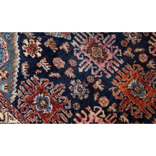 1910s, Handmade Antique Persian Malayer Rug 4.1' X 6.3' Preview