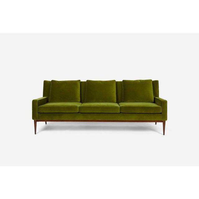 Modern Paul McCobb Wingback Sofa, 1955 For Sale - Image 3 of 6