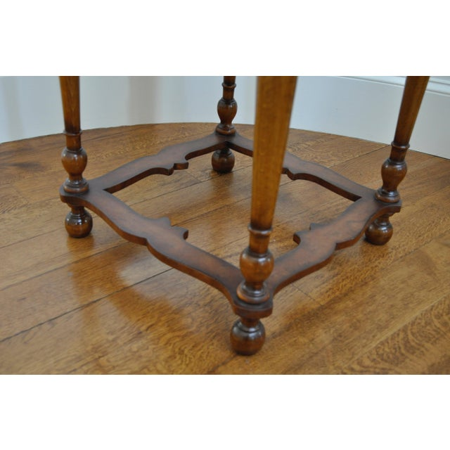 William & Mary Accent Table - Image 4 of 5