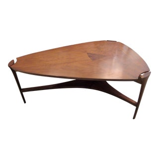 American Modern Coffee Table, Henry Glass for s.j. Campbell For Sale