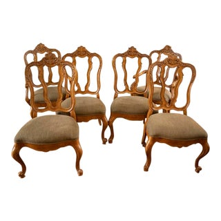 Century Furniture Dining Chairs - Set of 6 For Sale