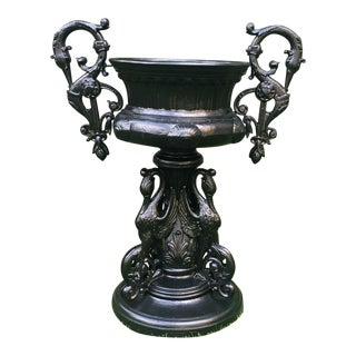 19th Century Kramer Brothers Urn