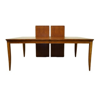 20th Century Mission Thomasville Furniture Cinnamon Hill Collection Dining Table For Sale