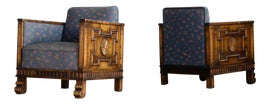 Image of Swedish Accent Chairs