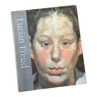 Lucian Freud Art Book by William Feaver For Sale