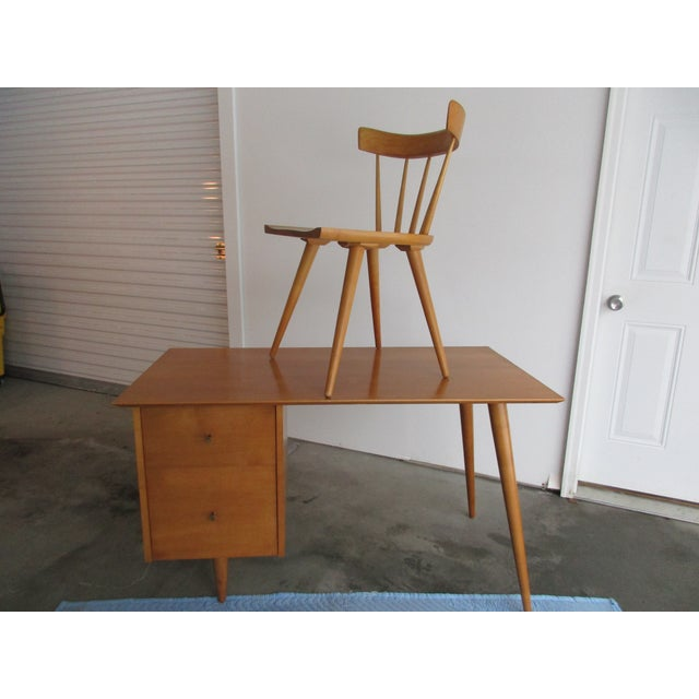 A must have desk and chair for the collector. This particular desk is in good used condition. It has some scratches on the...