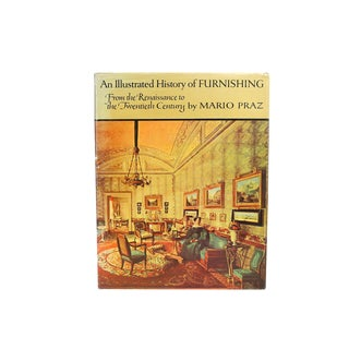 An Illustrated History of Furnishing For Sale