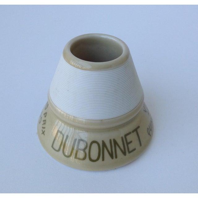 French Cafe Dubonnet Match Strike & Holder - Image 5 of 9